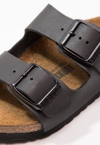 Birkenstock - ARIZONA - Slippers - black - 5