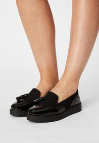 Head over Heels by Dune - GAMBO - Półbuty wsuwane - black - 0