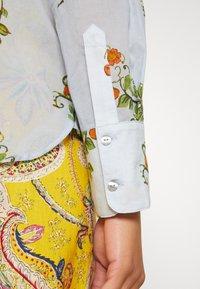 Desigual - IRIS - Button-down blouse - blue - 5