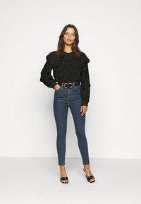 Dr.Denim Petite - MOXY - Jeans Skinny Fit - stoker blue - 1