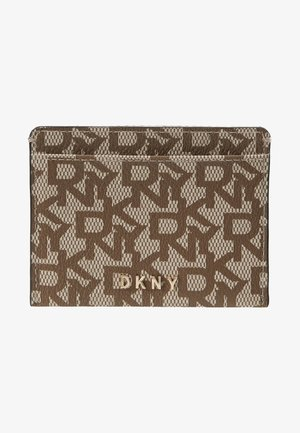BRYANT CARD HOLDER LOGO - Kortholder - chino/caramel