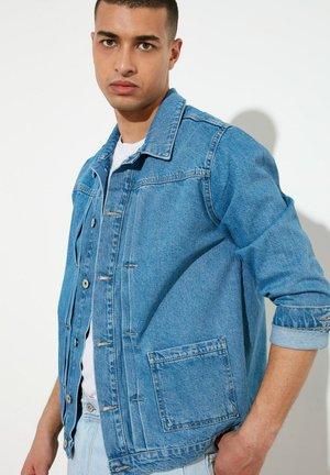PARENT - Giacca di jeans - blue
