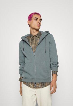 ONSCERES LIFE ZIP HOODIE - Zip-up sweatshirt - stormy weather