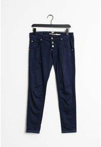 PLEASE - Slim fit jeans - blue - 0