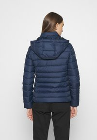 Tommy Jeans - BASIC - Daunenjacke - twilight navy - 4