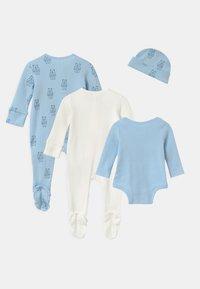 Cotton On - BUNDLE SET UNISEX - Huer - white/blue - 1