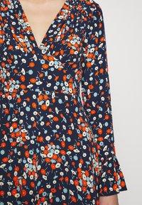 Ghost - FLORI DRESS - Kjole - dark blue - 5