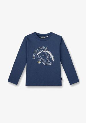 KIDSWEAR - SURF TRIP - Long sleeved top - blau