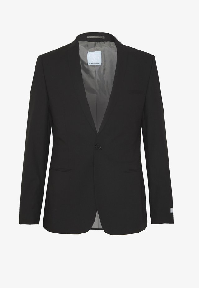 NEW GOTHENBURG SUIT - Oblek - black