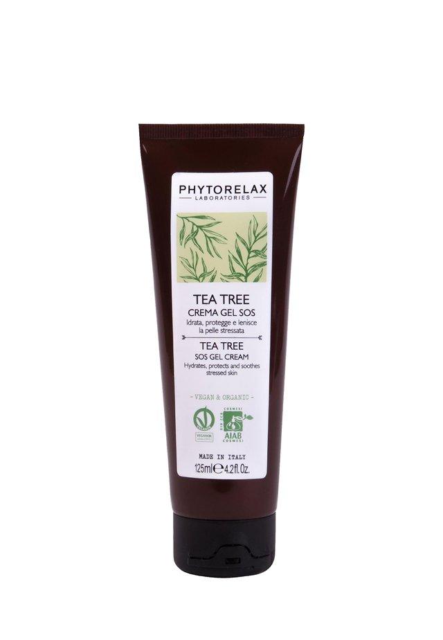 VEGAN & ORGANIC TEA TREE SOS GEL CREAM  - Idratante - -