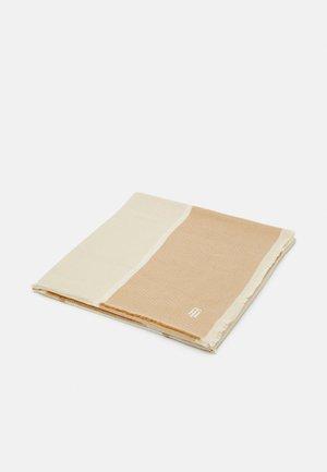 BLANKET - Foulard - beige