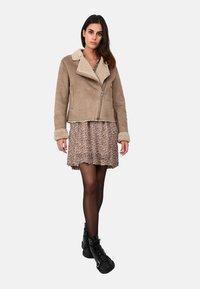 Oakwood - OLGA - Light jacket - gray taupe - 1