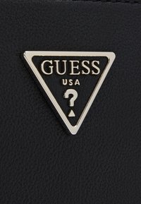 Guess - NOELLE CROSSBODY CAMERA - Across body bag - black - 4