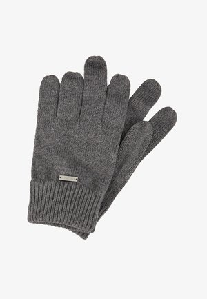 BASIC GLOVES - Gloves - grey