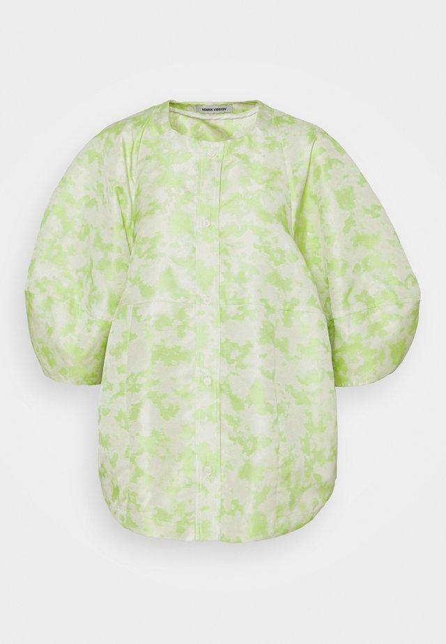 CLOUD NR 9 BLOUSE - Blouse - green