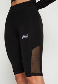 Puma - CYCLING - Shorts - black - 5