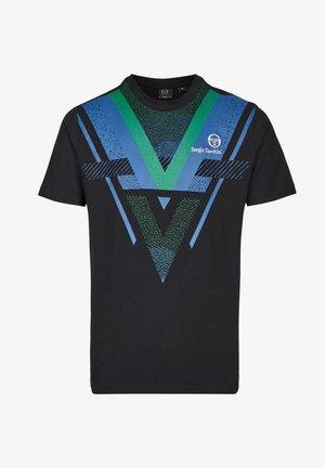 SINZIO  - T-shirt med print - black