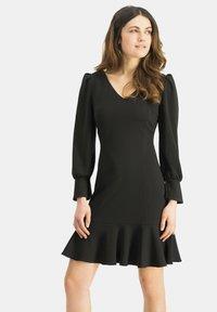 Nicowa - Day dress - schwarz - 0