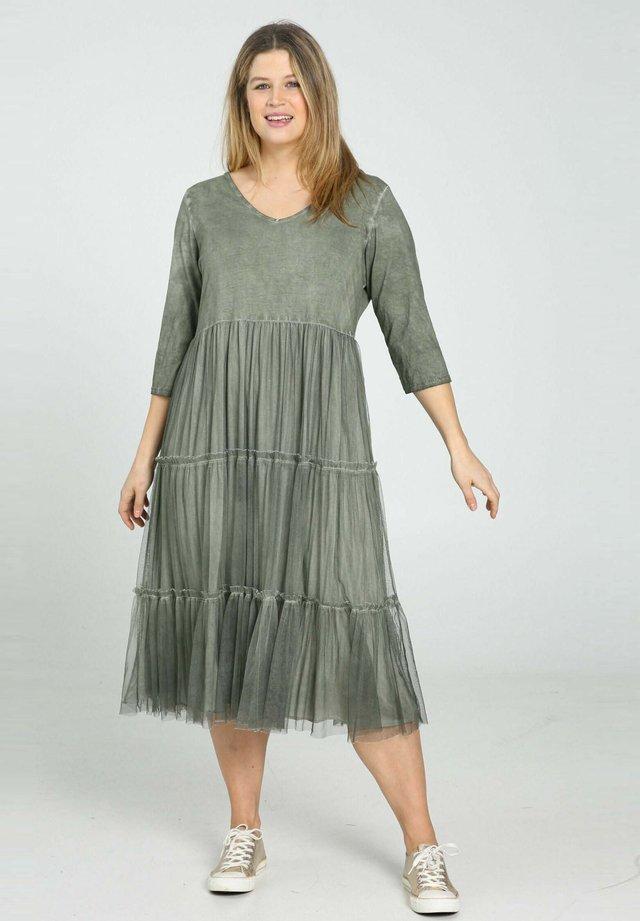 Robe d'été - khaki