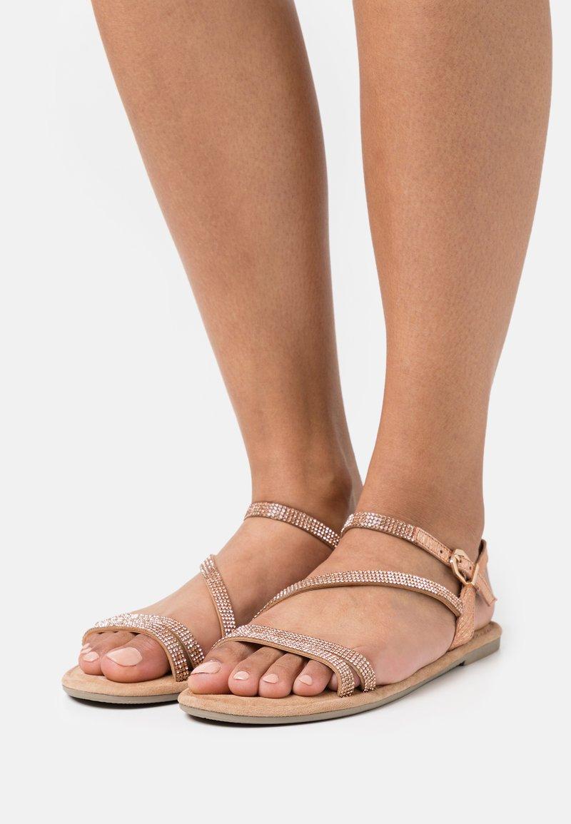 Tamaris - Sandals - copper glam