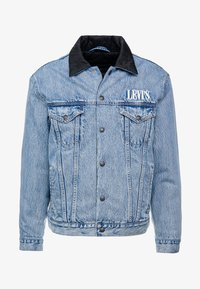 Levi's® - RVS PADDED TRUCKER - Giacca di jeans - surprise - 4
