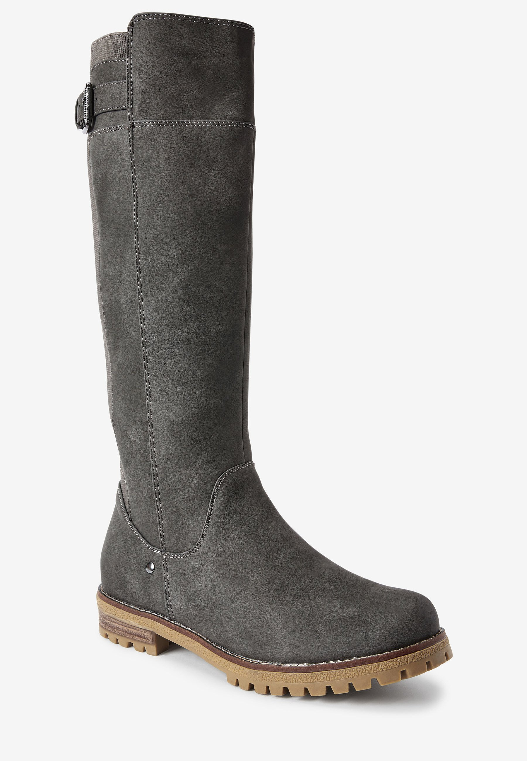 Next CHUNKY KNEE HIGH Stiefel brown/braun