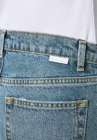 Boyish - BILLY HIGH RISE - Skinny džíny - blue denim - 4