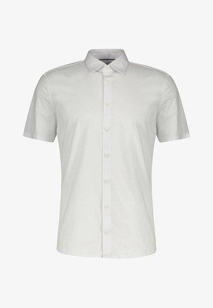 SUPER SLIM FIT  - Formal shirt - weiss