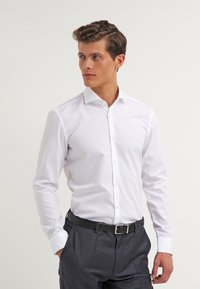 HUGO - JASON SLIM FIT - Formal shirt - open white - 0