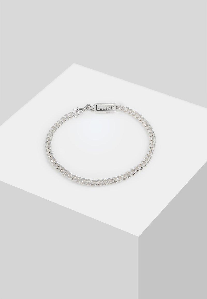 KUZZOI - Bracelet - silver-coloured
