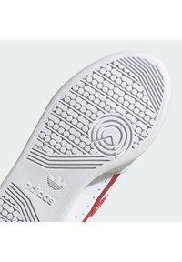 adidas Originals - Trainers - ftwr white vivid red ftwr white - 9