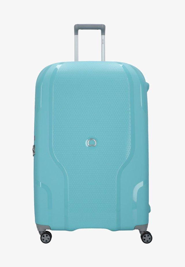 CLAVEL  - Wheeled suitcase - blue