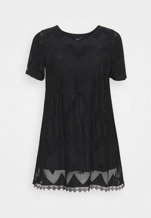 MALEXANDRA TUNIC - Blusa - black