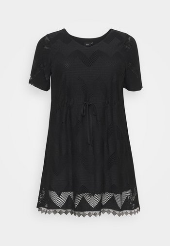 MALEXANDRA TUNIC - Bluser - black