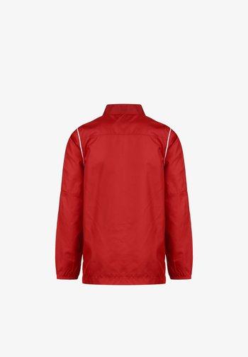 PARK 20 REPEL REGENJACKE KINDER - Training jacket - university red / white