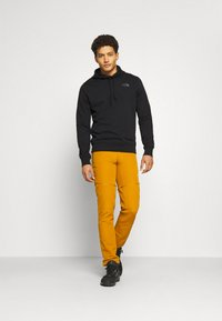 The North Face - SEASONAL DREW PEAK LIGHT - Sweat à capuche - black - 1
