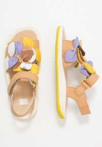 Camper - TWINS - Sandals - nude - 0