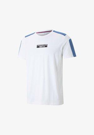 PORSCHE LEGACY  - T-Shirt print -  white