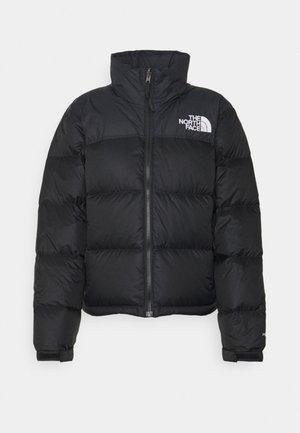 RETRO NUPTSE JACKET - Down jacket - black