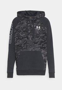 Under Armour - RIVAL CAMO SCRIPT - Sweatshirt - black - 4