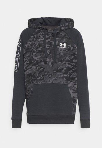 RIVAL CAMO SCRIPT - Sweatshirt - black