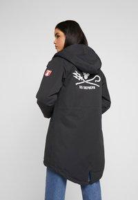 Derbe - SCHMERLE - Winter coat - black - 2