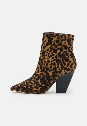 ZIP UP BOOTIE - Classic ankle boots - multicolor