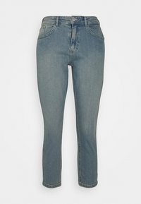 Noisy May Petite - NMKATY MOM - Relaxed fit jeans - light blue denim - 0