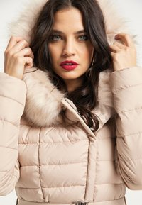 faina - Winter jacket - champagner - 3