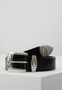 Vanzetti - Belt - black - 0