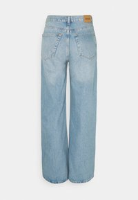 Weekday - AVERY - Džíny Relaxed Fit - washed blue - 6