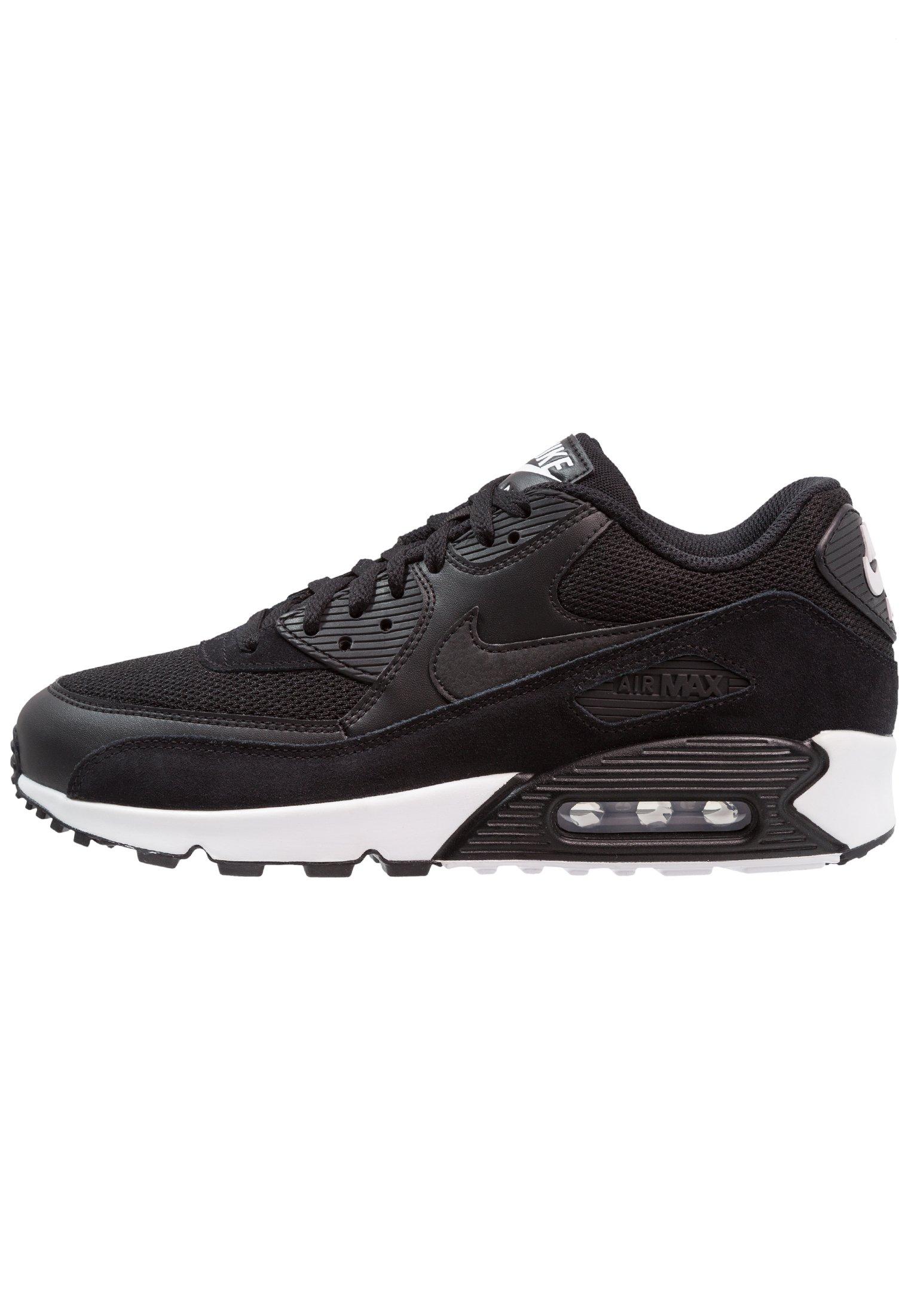 AIR MAX 90 ESSENTIAL - Sneakers laag - black/white
