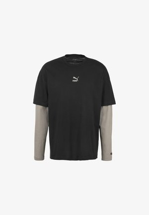 Blouse - puma black