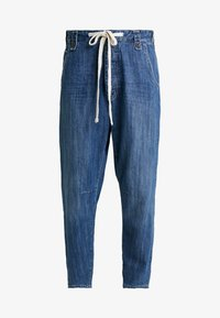 One Teaspoon - RODEO SAFARI HIGH WAIST RELAXED - Jeans Relaxed Fit - rodeo blue - 3